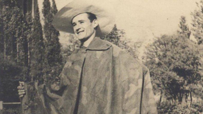 El gaucho del Valle que estuvo en la Segunda Guerra y fue prisionero alemán