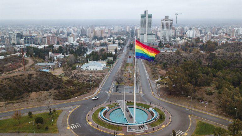 Neuquén celebró el Día del Orgullo LGBTI+