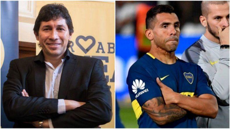 En Boca no hay paz: Bermúdez volvió a apuntar contra Tevez