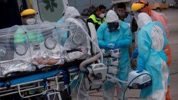 chile sigue bajando la cantidad de contagios