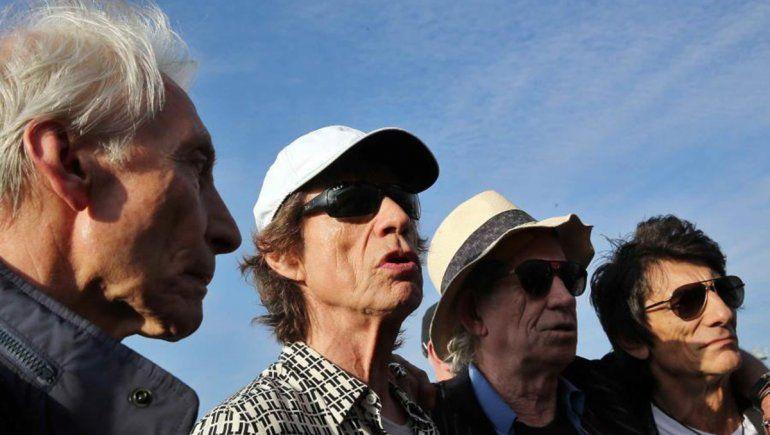 Los Rolling Stones en pie de guerra con Donald Trump