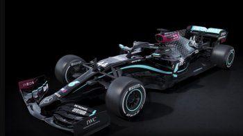 El equipo Mercedes de Fórmula 1 llevará el color negro en sus autos durante la temporada 2020 por el racismo.