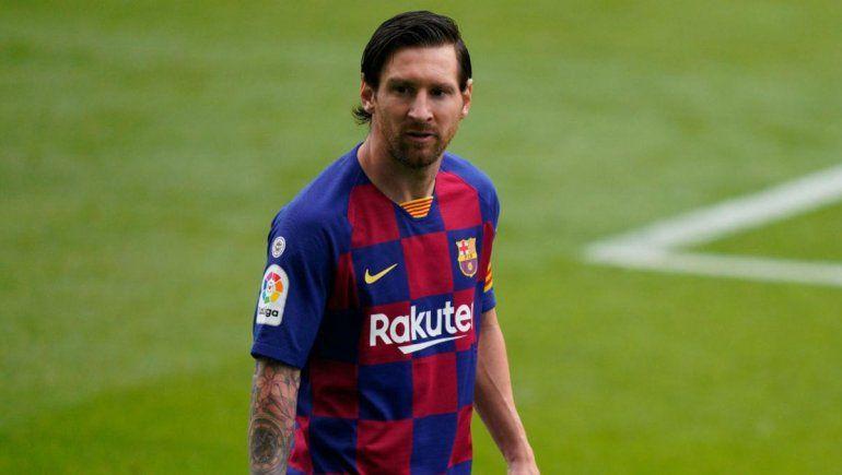 A qué hora Messi busca su gol 700 y qué canal lo pasa