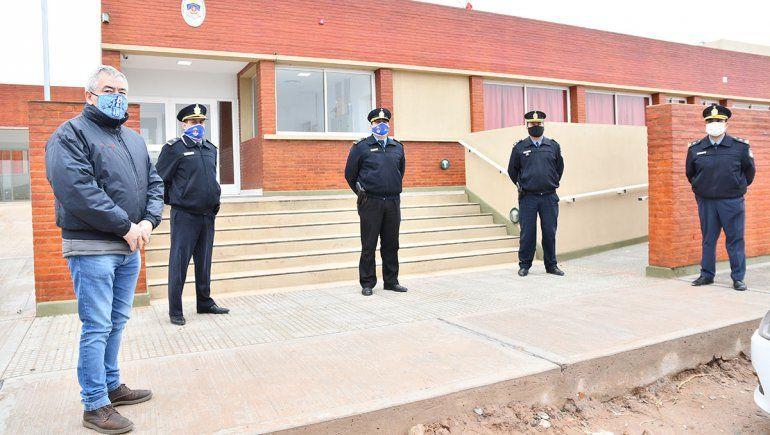 Ponen en funcionamiento la nueva comisaría de Rincón