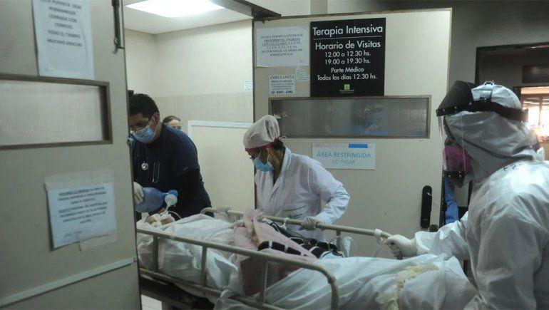 Neuquén: dos muertos y quince nuevos casos positivos en las últimas 24 horas