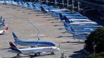 por el aumento de casos, se posponen los vuelos de cabotaje