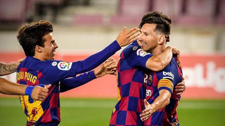 ¡700 veces Lio! Messi agrandó su leyenda y llegó al récord