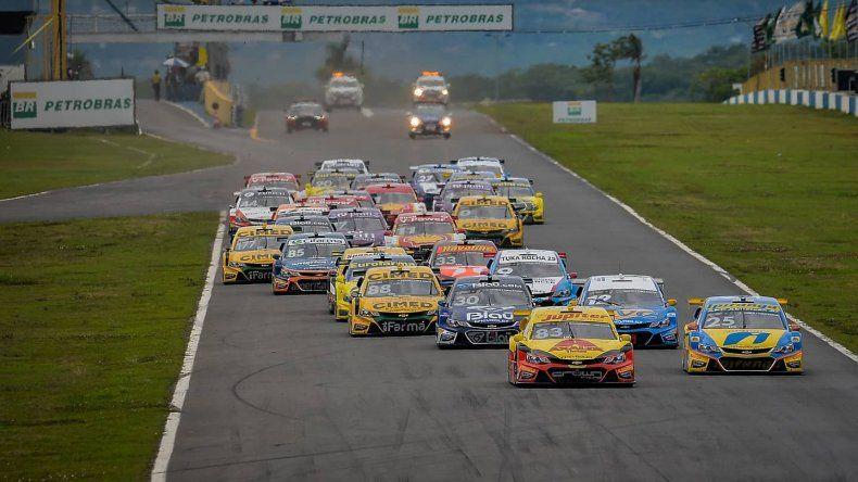 El Stock Car tuvo que reprogramar su inicio de calendario y ahora se pondría en marcha el próximo 19 de julio en Santa Cruz do Sul.