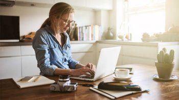 trabajo digital: la mayoria de los argentinos estan listos
