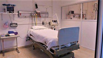 Hay 10 pacientes en terapia intensiva con coronavirus