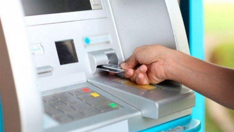 Todas las operaciones en cajeros automáticos son sin costo