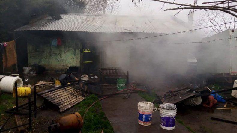 Mar del Plata: nene de 2 años murió en un trágico incendio