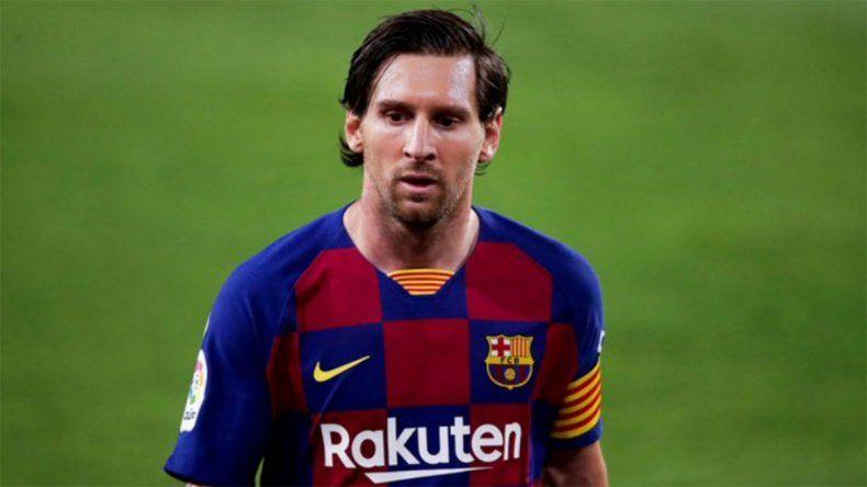 Así será la nueva camiseta que usará Messi en Barcelona