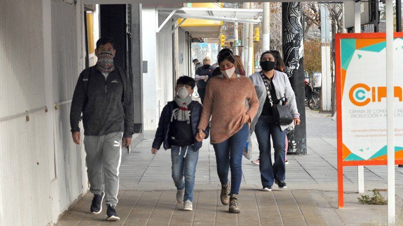 Plottier: esperan que el Día del Niño oxigene las ventas