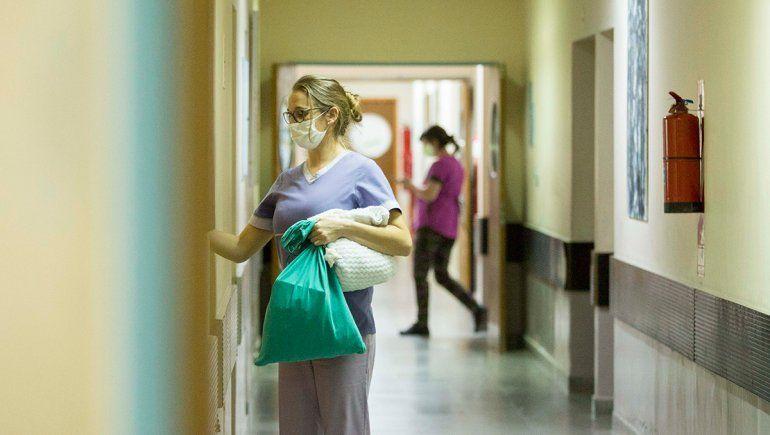 Ciudad: la cantidad de casos de coronavirus está bajando
