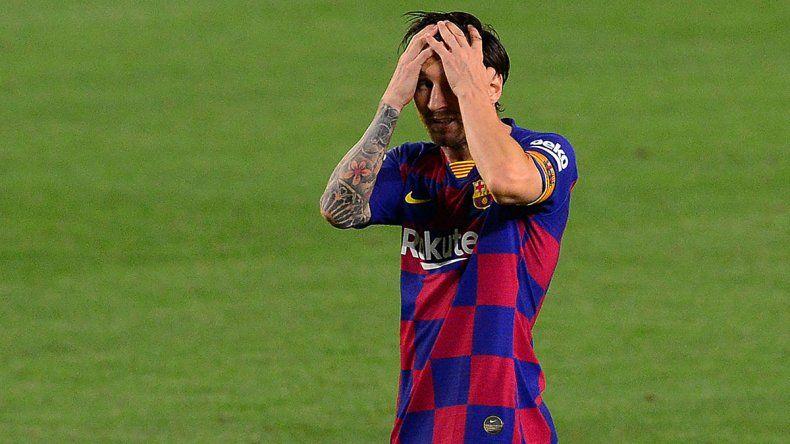 Messi, un crack con varios Lios con los DT ¿y conflictivo?