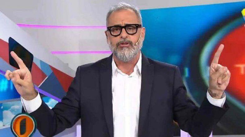 Jorge Rial fiel a su estilo: jugado y polémico