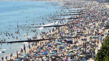 calentamiento global: pronostican mas de 40°c en el reino unido