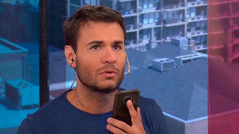 Tomás Dente confesó que Mirtha lo tiene bloqueado