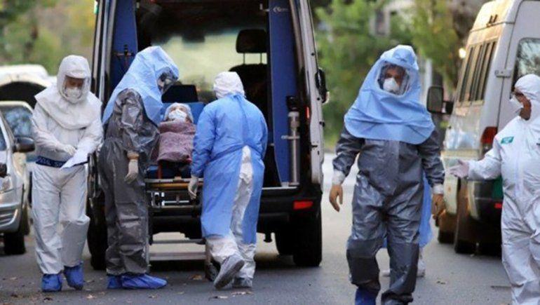 La OMS registró nuevo récord diario de contagios de coronavirus