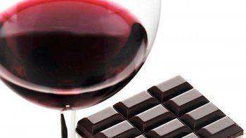secreto de maridaje: un vino para cada chocolate