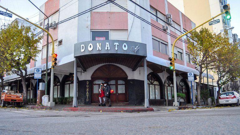 Un bar que fue testigo de la historia política neuquina