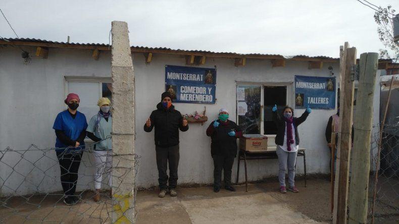 La campaña de Patagonia para ayudar a mujer embarazada en situación desesperante