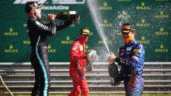 ¿como vieron la vuelta de la formula 1 pilotos y especialistas de la region?