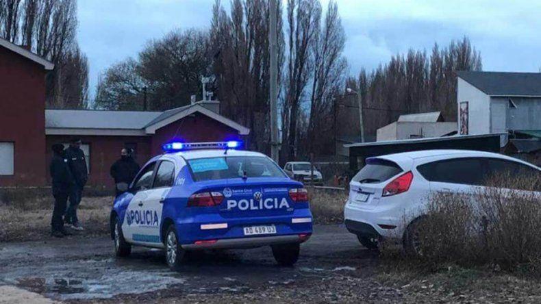 Presunto ladrón murió en un incendio en una iglesia
