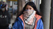 frio e inestable, el clima para toda la semana
