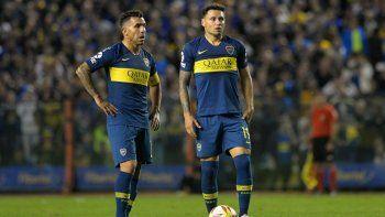 Boca: lo esperan a Tevez y Zárate cerca de firmar
