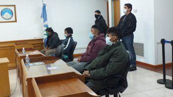 Caso Nahuelcar: definen si sigue tras las rejas la banda que lo mató