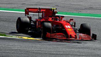 Las críticas de Louis Camilleri hicieron que Ferrari tome la decisión de adelantar las actualizaciones que iba a estrenar en Hungría.