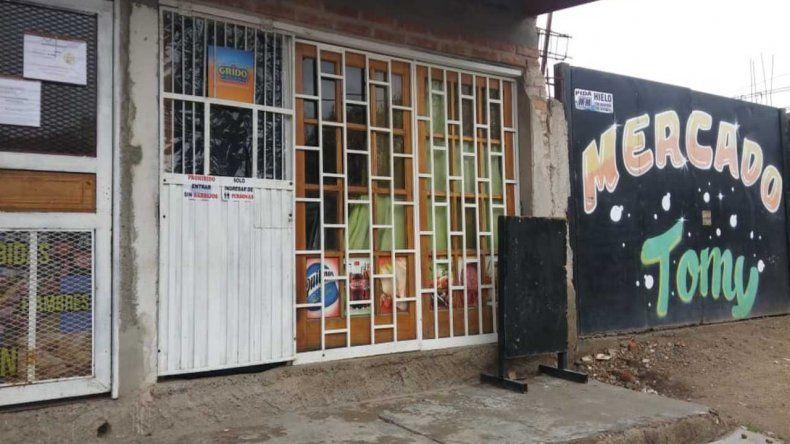 Melipal: ladrones se llevaron hasta la cortadora de fiambre