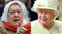 hebe le envio una carta a la reina por el oro venezolano