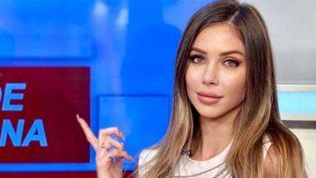 Romina Malaspina sorprendió en vivo y anunció que se baja