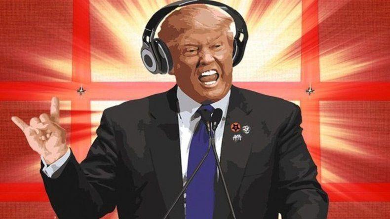 ¿Cuales son las canciones que Trump tiene prohibido usar?
