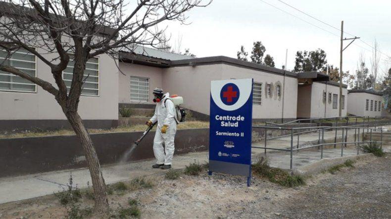 Centenario ya tiene 27 casos pero aseguran que el virus no circula
