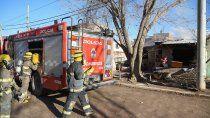 valentina sur: queman casa de una familia para echarla del barrio