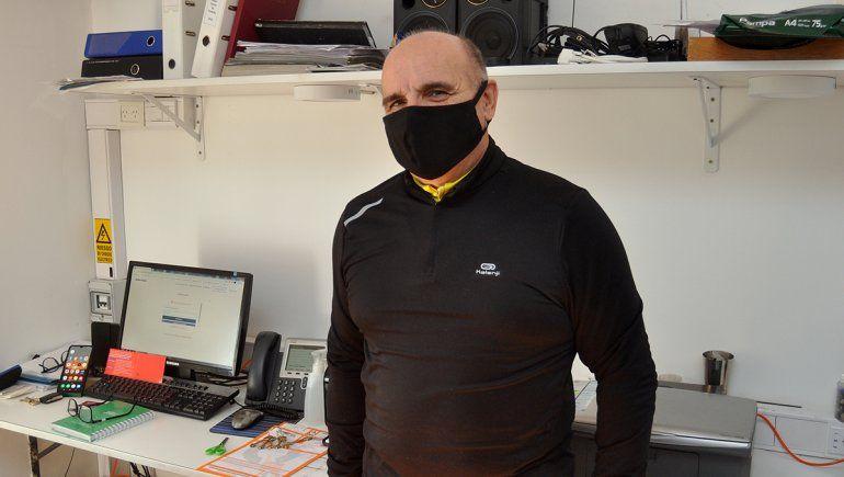 Eduardo, un caso de donación de plasma en Neuquén.