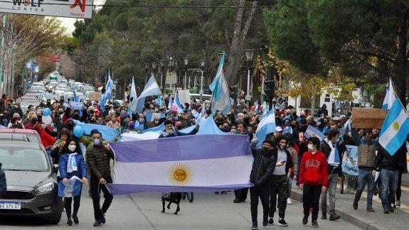 Banderazo por la República: los puntos de concentración de las marchas