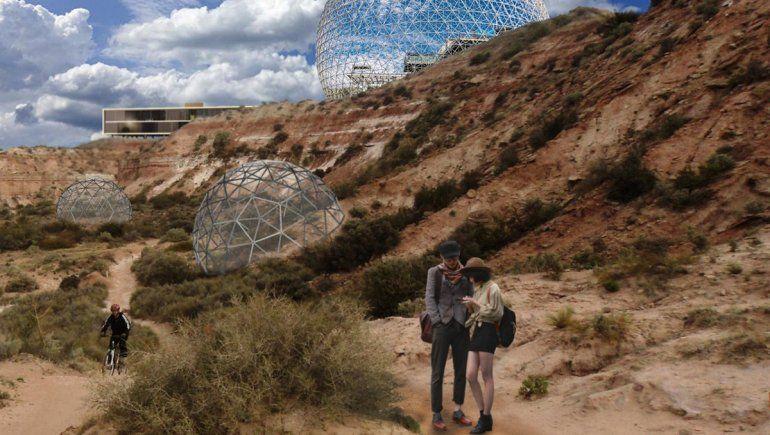 La ciudad tendrá su parque de dinosaurios con un museo