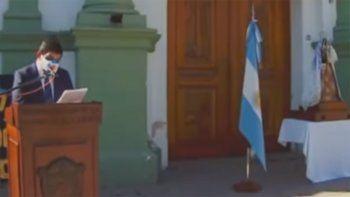 Mirá el discurso de película que hizo un intendente de Jujuy