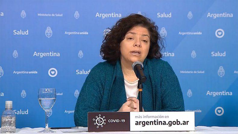 Suman 13 fallecimientos por coronavirus en Argentina
