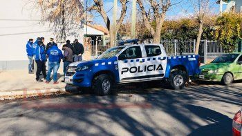 Investigan el brutal crimen de un hombre en Plottier