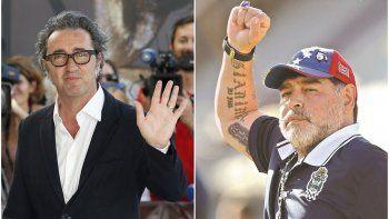 Maradona irá a la Justicia por el film Ha sido la mano de Dios