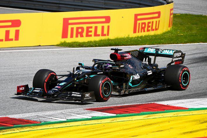 Lewis Hamilton ganó su primera competencia de la temporada 2020 de la Fórmula 1 y ahora marcha segundo en el campeonato
