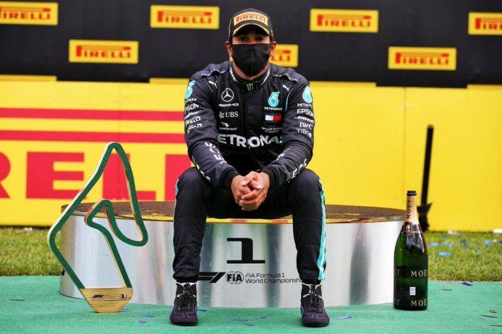 Lewis Hamilton resaltó el trabajo suyo y de todo el equipo para conseguir la victoria en el Gran Premio de Estiria disputado el fin de semana.