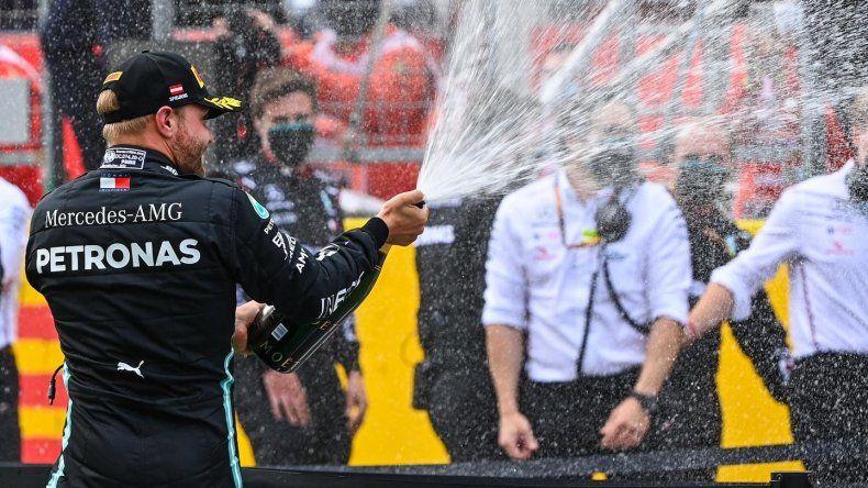 Con el segundo puesto obtenido en el Gran Premio de Estiria