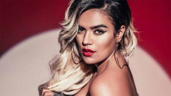 La cantante colombiana Karol G tiene coronavirus